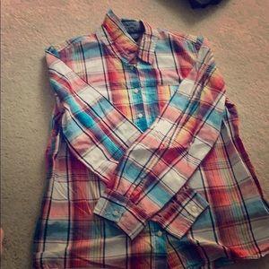 A Men's Flannel